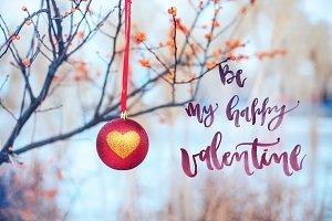 Be My Happy Valentine