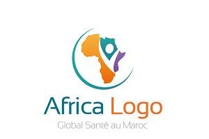 Africa Logo Template