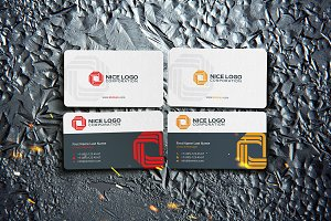 business card technology