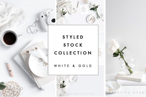 Styled Stock Bundle, Faux Fur