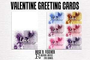 10 Grunge Valentine's Cards