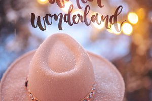 Winter Wonderland - Mood Postcard