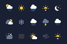 Weather Icons (SVG)
