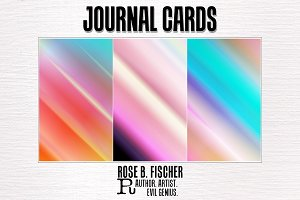 20 Journal Cards (Pocketful of Hope)
