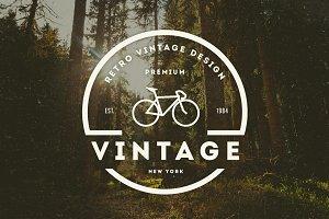 14 Vintage Logos & Badges
