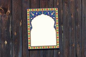 Traditional Arabic Arch