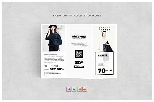 Fashion Trifold
