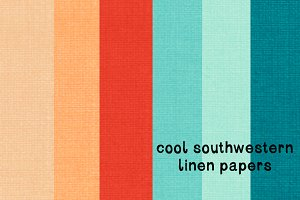 Southwestern Linen Papers