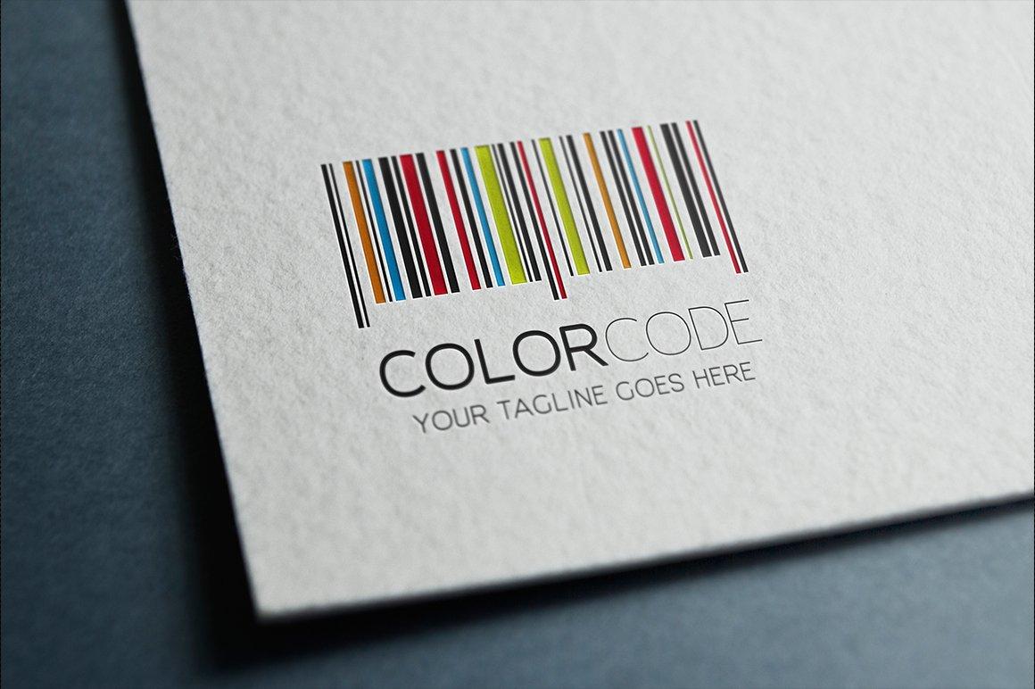 Barcode Logo ~ Logo Templates ~ Creative Market