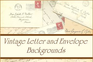 Vintage Letters and Envelopes