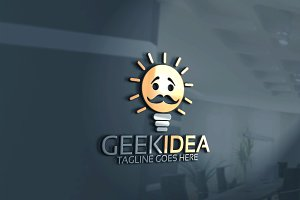 Geek Idea Logo