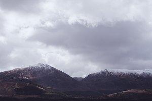 Scottish Mountains #01
