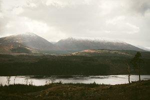 Scottish Mountains #06