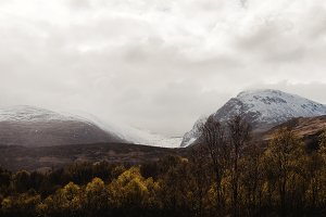 Scottish Mountains #07