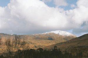 Scottish Mountains #12