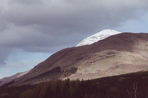 Scottish Mountains #08