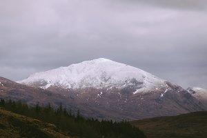 Scottish Mountains #10