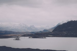 Scottish Mountains #14