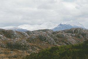 Scottish Mountains #16