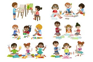 Kids Creativity Practice