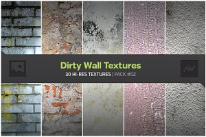 30 Dirty Textures