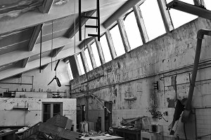 Smashed Equipment Factory