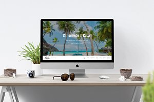 Clifton Hotel Travel HTML5 Template