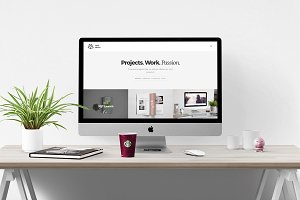 Three Agency - HTML5 Portfolio Theme
