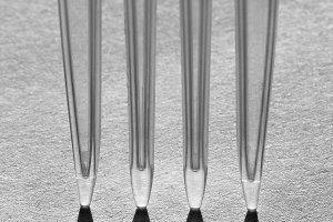 Close up Fork