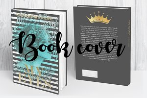 Book Template | Book cover | Ebook