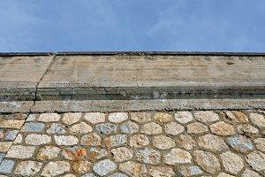 Stone Concrete Wall