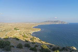 Crimean coast. September.