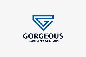 Gorgeous _ G Letter Logo