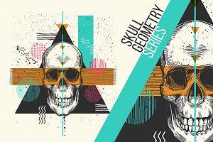 Skull Geometry Series #2