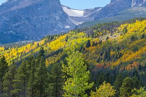 Fall in the Colorado High Country
