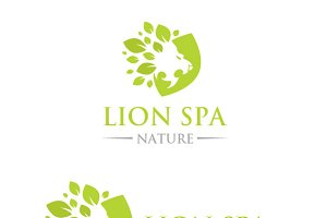 Lion Spa Logo