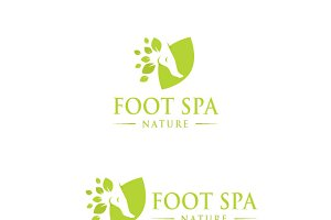 Foot Spa Logo