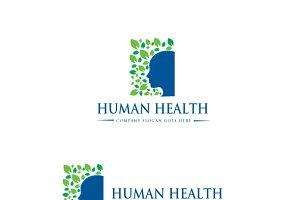 Human Health Logo