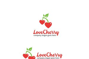Love Cherry Logo