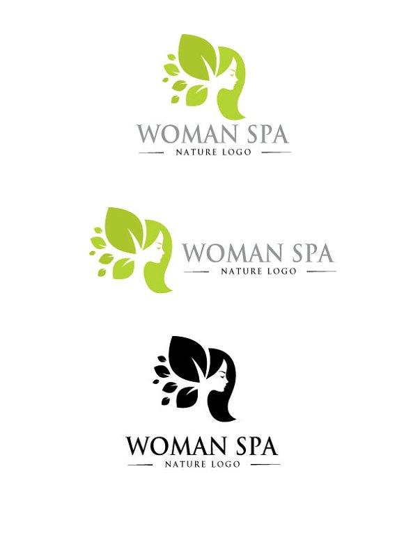 Woman Spa Logo