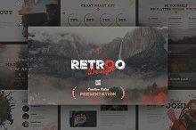 Retroo-Keynote Template