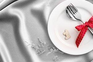 Luxury Valentine dinner