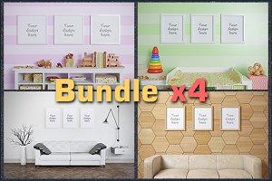 BUNDLEx4 interior mockup SALE price