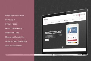 Useful Bootstrap  Responsive Theme