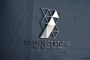 Letter B | Architects | Logo