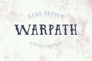 WARPATH Typeface