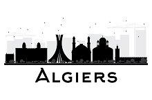 Algiers City skyline