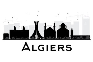 Algiers City skyline