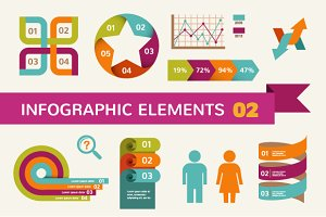 Infographic elements & icons 2