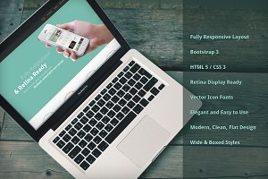 Inspire Bootstrap Responsive Theme